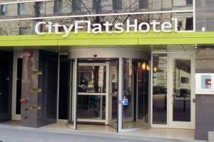 Revolving - CityFlats Hotel